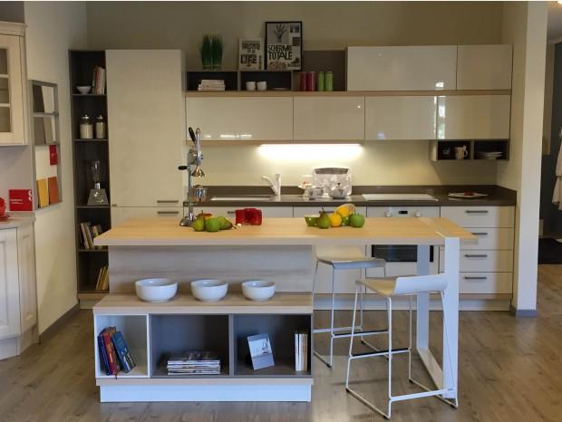 Cucine con isola for Scavolini prices