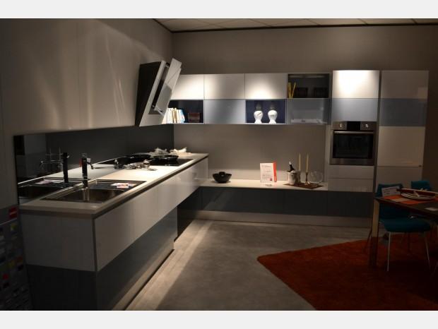 Cucine angolari a brescia for Scavolini prices