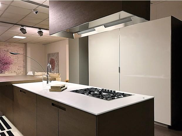 Cucina con Isola Euromobil ASSIM/E25