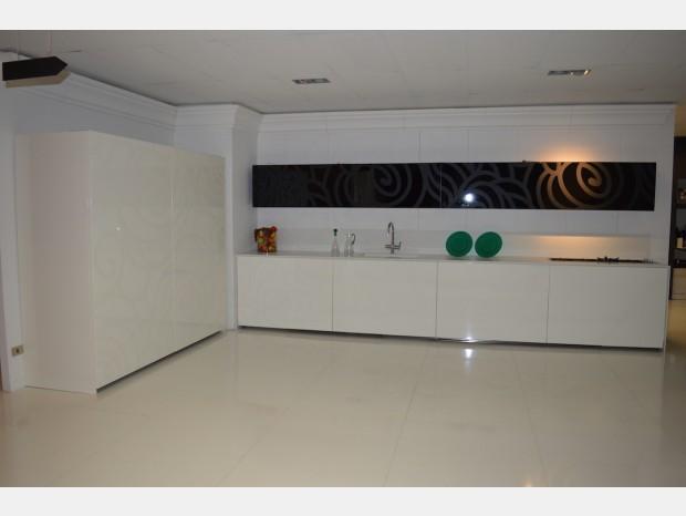 Cucina lineare 4 metri casamia idea di immagine for Cucina 4 metri lineari prezzi