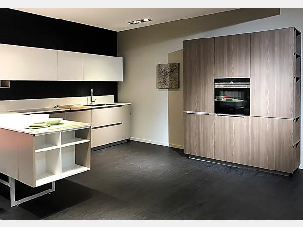 Cucina angolare Euromobil FILO LAIN33