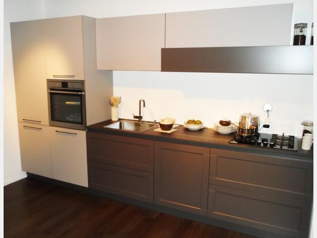 Cucina lineare Arredo3 Frame
