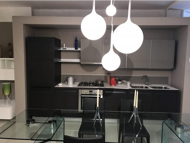 Cucina lineare Varenna Minimal