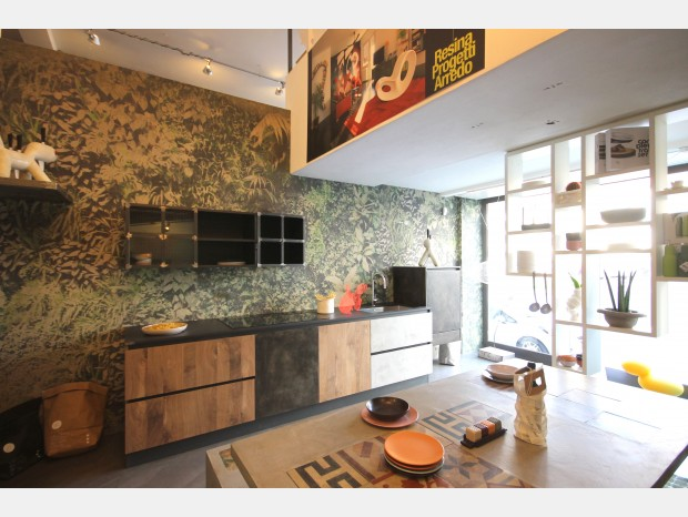 Interesting cucina zampieri cucine axis with cucine cappellini - Zampieri cucine showroom ...
