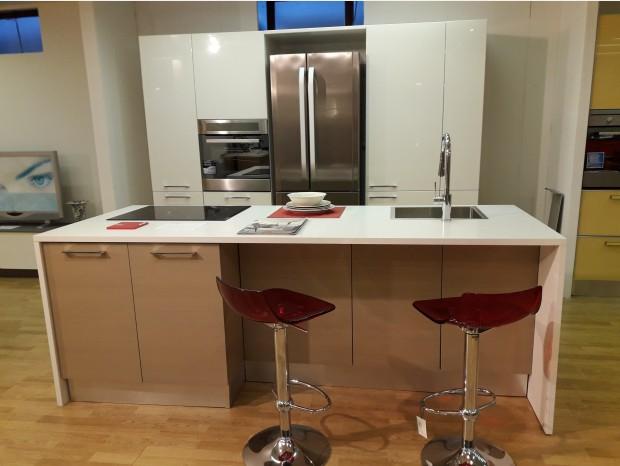 Cucina con Isola Scavolini Open