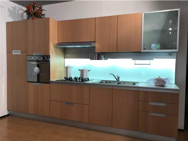 Cucina lineare Composit Master