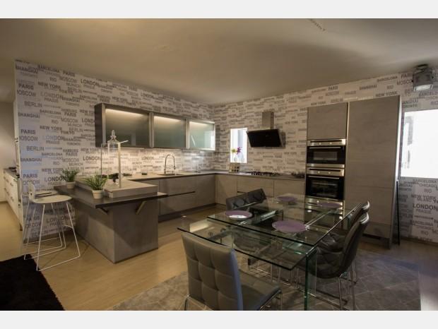 Cucine moderne scontate for Spinelli arredamenti