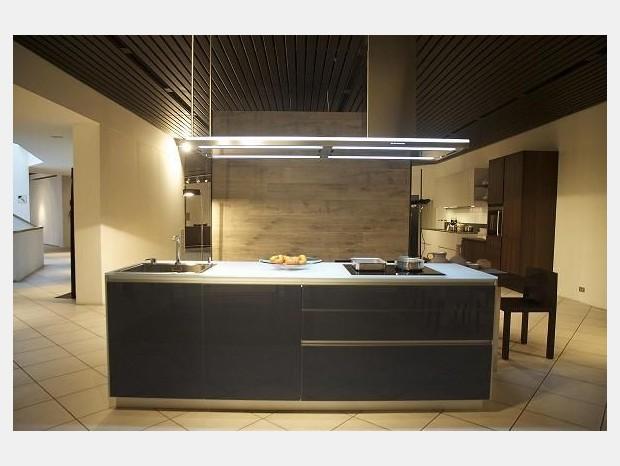 Cucina con Isola Poliform Twelve