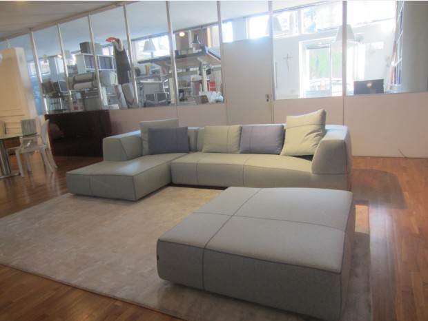 Chaise-longue B&B Italia Bend Sofa