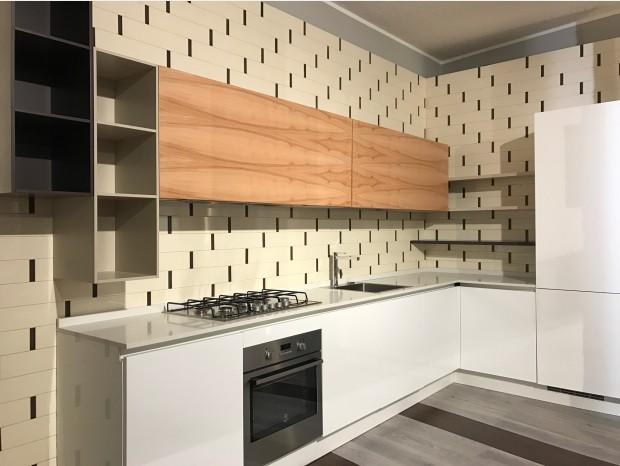 Cucina angolare Aster Cucine Atelier Lux