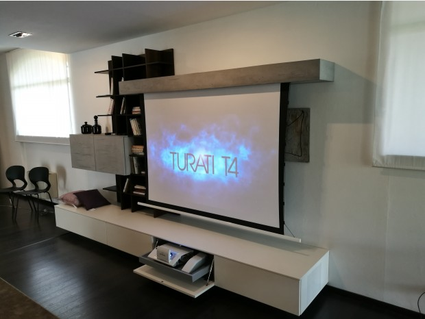 "Turati T4 Living Cinema ""Triplo"""