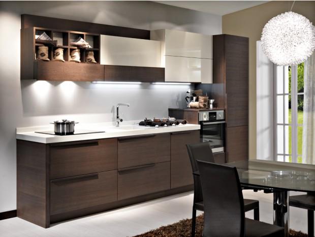 Cucina lineare Produzione Artigianale CK20