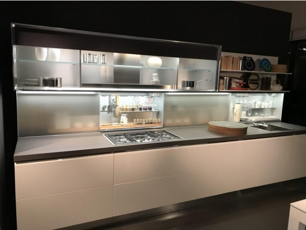 Cucina lineare Dada Trim