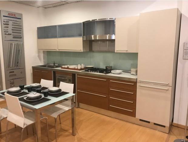 Cucina lineare Aster Cucine Trendy