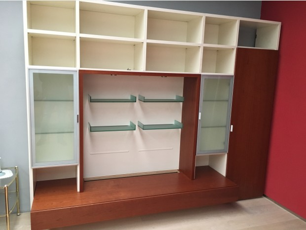 Prezzi giacomelli offerte outlet sconti 40 50 60 - Libreria mobile tv ...