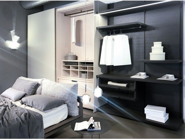 Molteni & C. Gliss Master + Gliss Walk-in