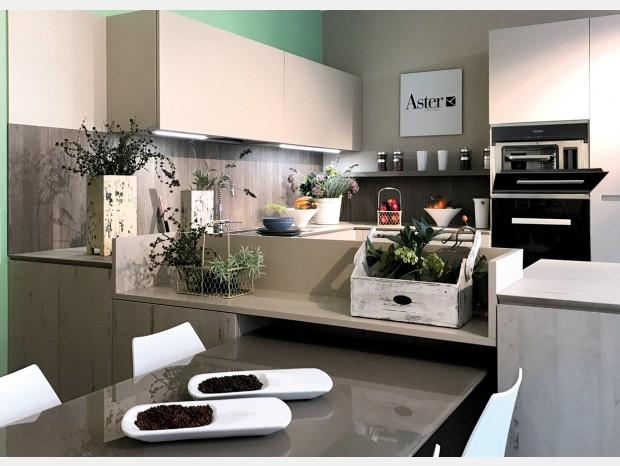 Prezzi Aster Cucine - Offerte Outlet - Sconti 40% / 50% / 60%