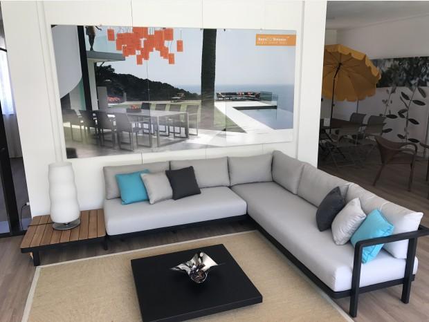 Divano da giardino kettal divano componibile xxl a como sconto 50%