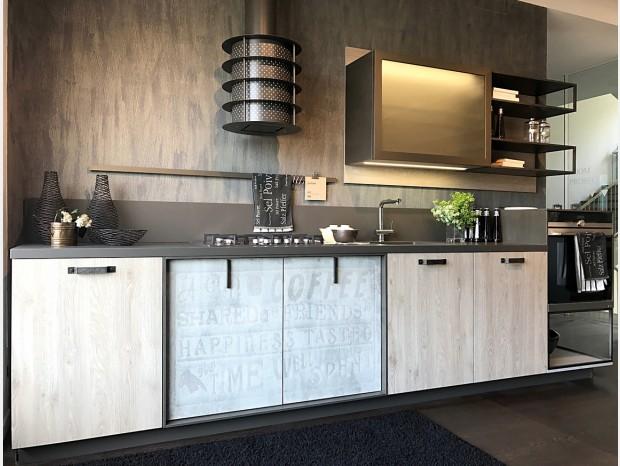 Cucina lineare Snaidero Loft