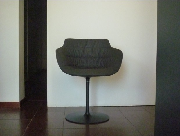 Sedia MDF FLOW CHAIR PADDED