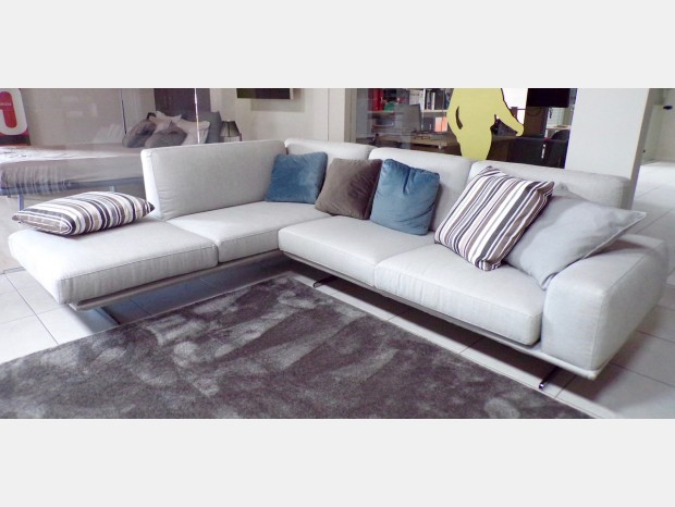 Divano Spagnol Sofa Leather Sharon