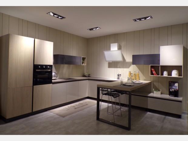 Cucina angolare Stosa Cucine Beverly - Brescia