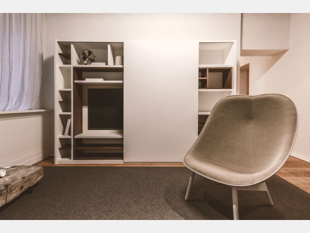 Libreria Lamber Furniture LEGGERO WALL