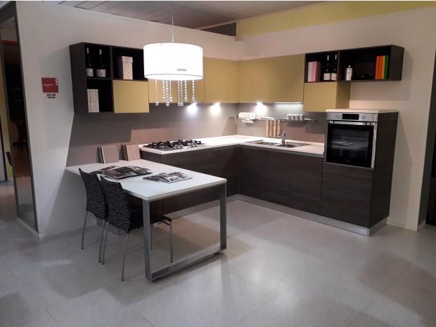 Cucina angolare Scavolini LIBERAMENTE