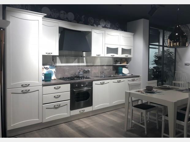 Cucina lineare Creo Kitchens Aurea