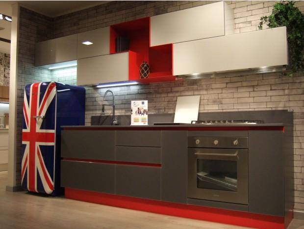Cucina lineare Stosa Cucine ALIANT