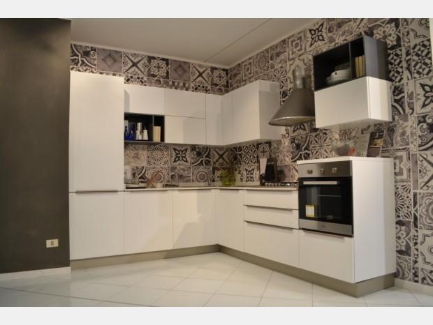 Cucina angolare Stosa Cucine Infinity Diamond