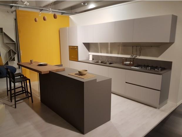 Cucina con Isola Arrital AK_02/AK_04