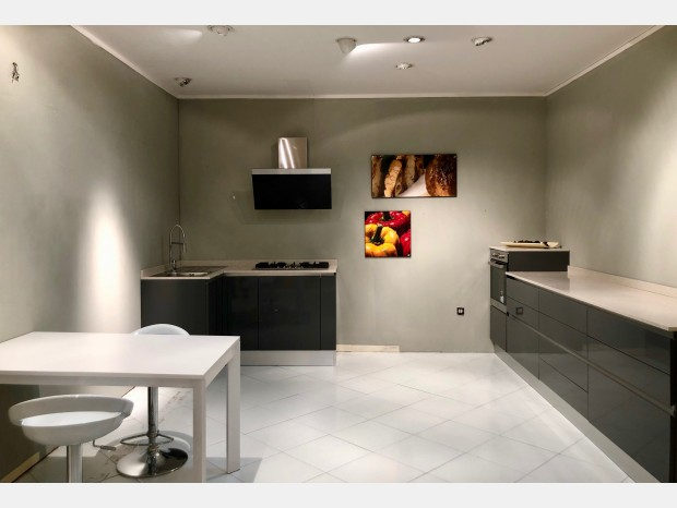 Cucina Forma 2000 gold lab