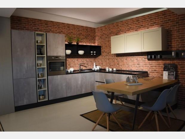 Cucina angolare La Casa Moderna Pratica