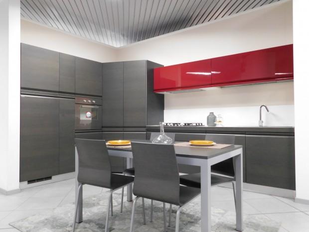 Cucina Arrex arcobaleno - Milano