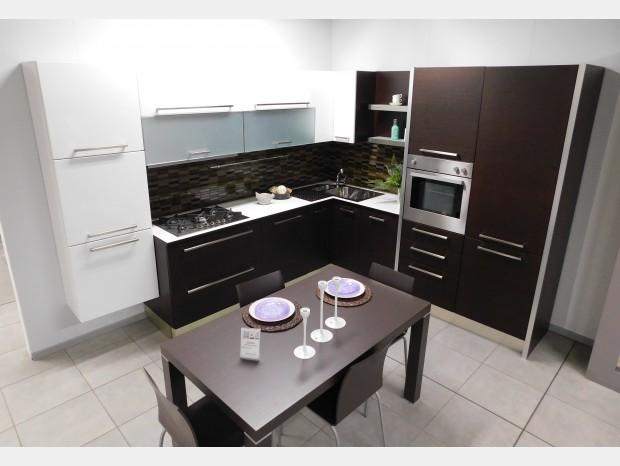 Cucina angolare Zaccariotto Roma