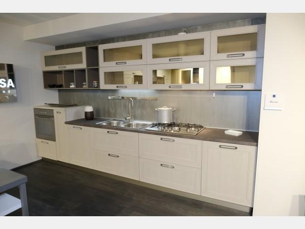 Cucina lineare Stosa Cucine Maxim