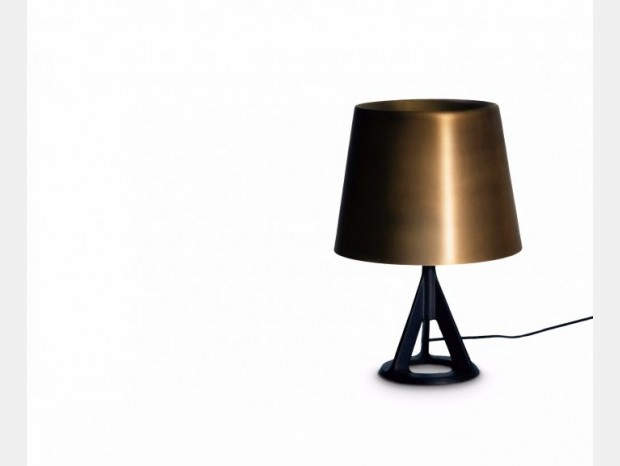 Lampada sospesa Tom Dixon Base Table Brass