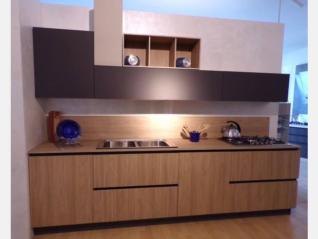Cucina lineare Stosa Cucine Allegra