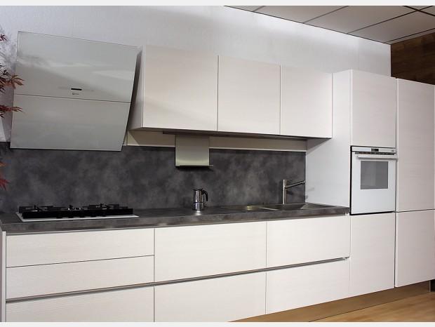 Cucina lineare Corti Design Moon
