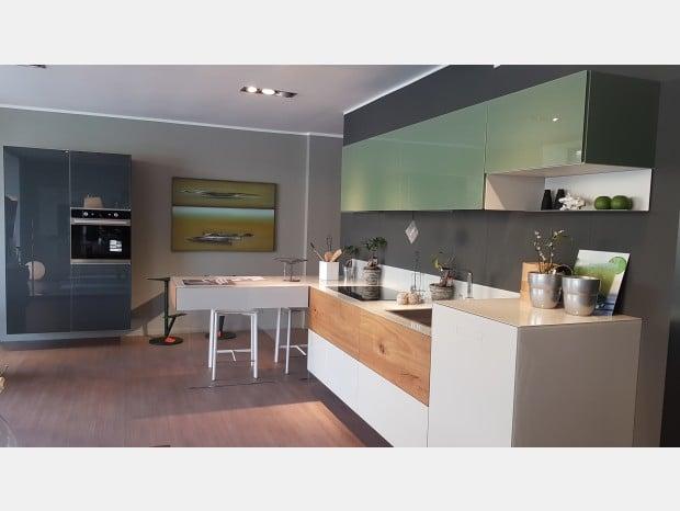 Cucina lineare Lago 36.8