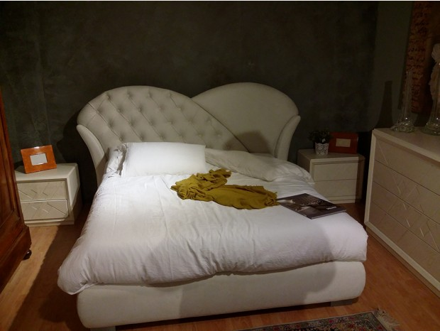 Letto matrimoniale Stilema Paris