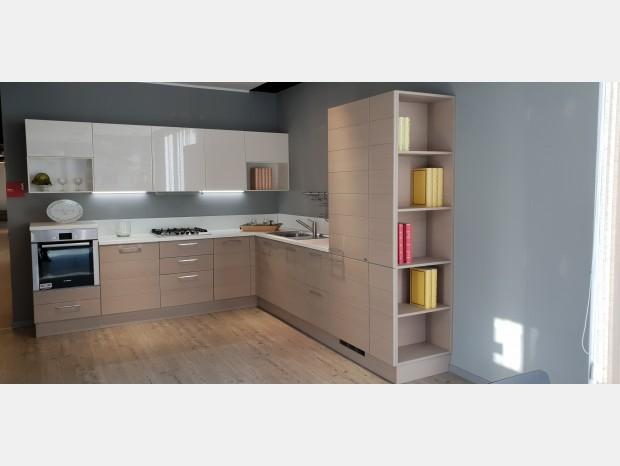 Cucina angolare Scavolini Open