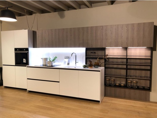 Cucina lineare CopatLife 2.1