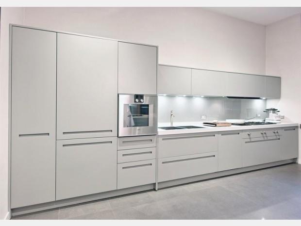 Cucina lineare TM Italia D90