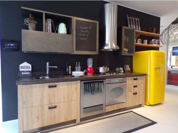 Cucina scavolini diesel a brescia sconto 40 for Cucina diesel scavolini