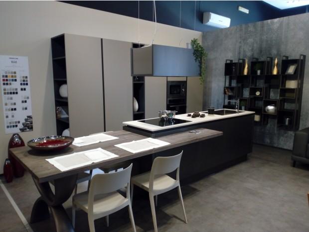 Cucina con Isola Berloni B50