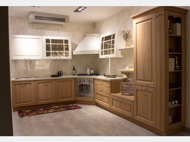 Cucina angolare Stosa Cucine Bolgheri