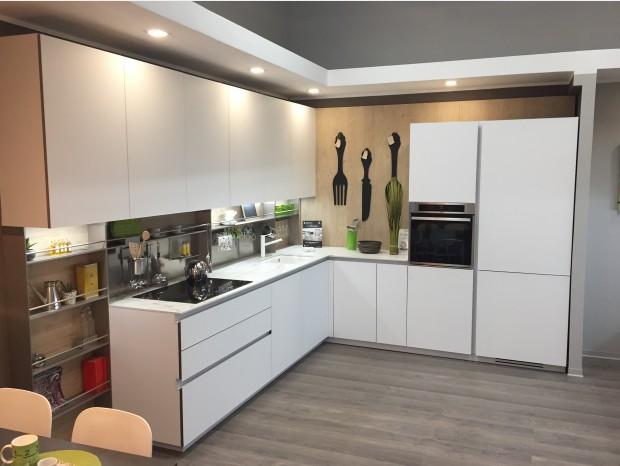Cucina angolare Euromobil Telero