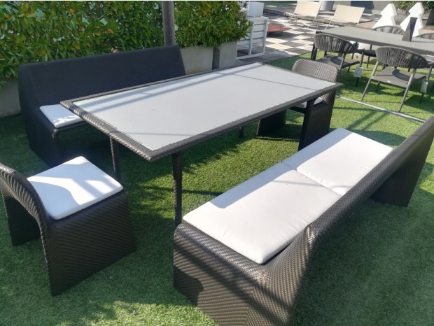 Arredamento Outdoor Dedon Stream